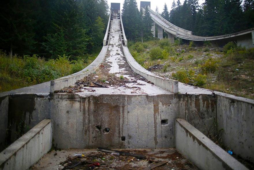 Sarajevo ski jump